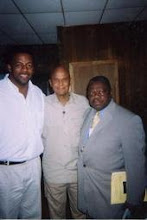 Brooks, Harry Belafonte and Rev. Al Sampson