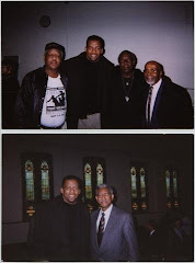 Brooks with SCLC leaders
