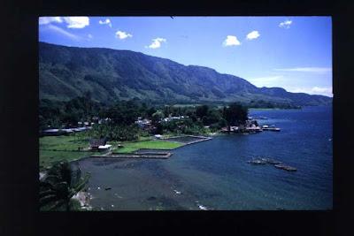 pulau samosir - toba