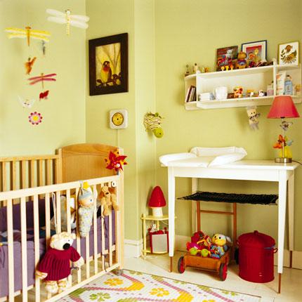 D coration de chambre de b b mixte - Decoration chambre de bebe mixte ...