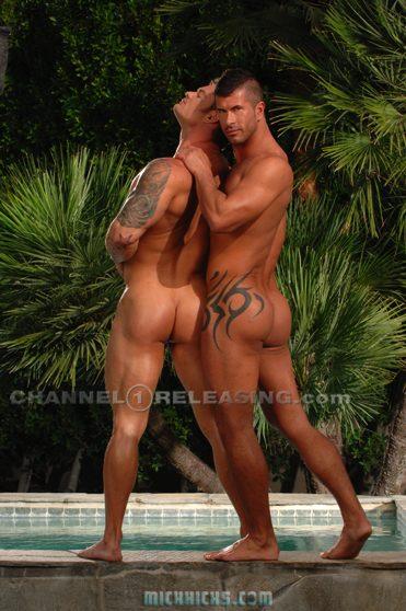 michell rock porno gay