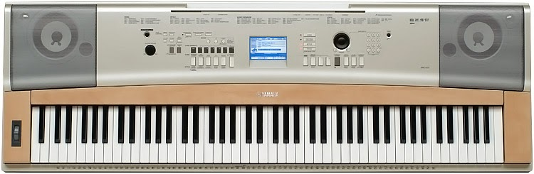 Yamaha Ypg  Vs Dgx