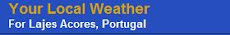 Weather - Aeroporto Lajes