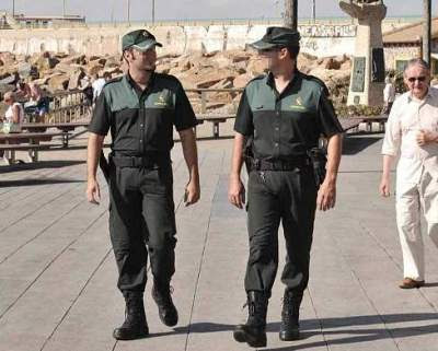 La Guardia Civil estrenará uniforme en 2011.