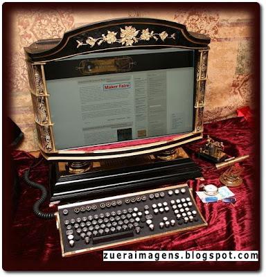 Computador nostálgico