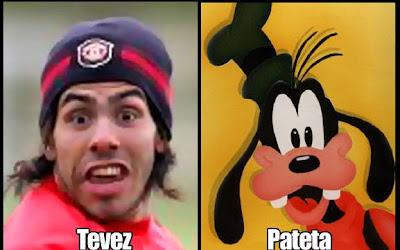 Tevez Pateta
