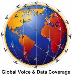 82% of the world's land mass has zero cellular reception
