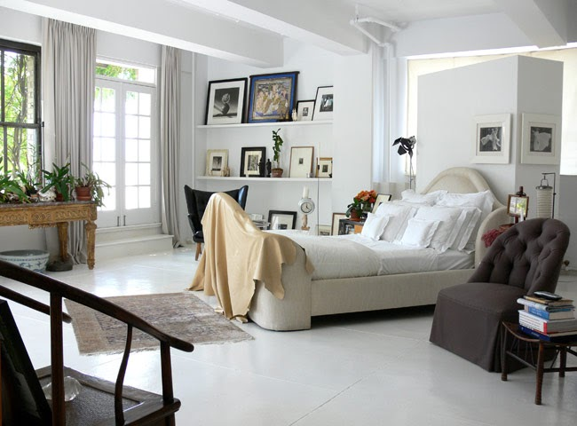 Vincent Wolf Interior Designer: Absolutely Beautiful Things: Vicente Wolf