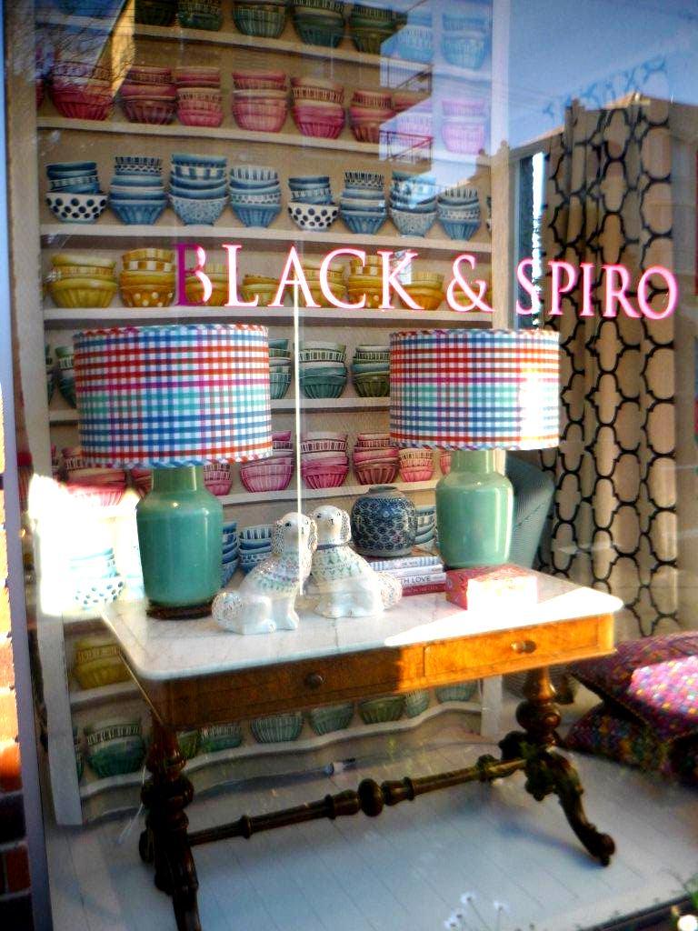 Black Spiro Today