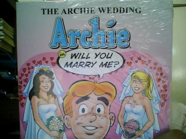 Archie Comics: The Wedding Proposal