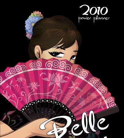 Belle de Jour Power Planner 2010 contest
