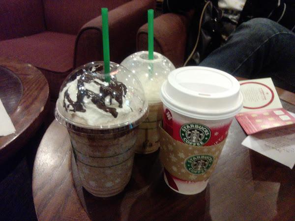 Bonding over Coffee
