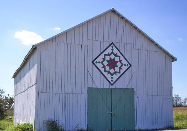 Barn Quilts And The American Quilt Trail Kentucky S Finest
