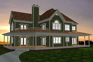 Revit OpEd: Revit User's Residential Example Project - Diary