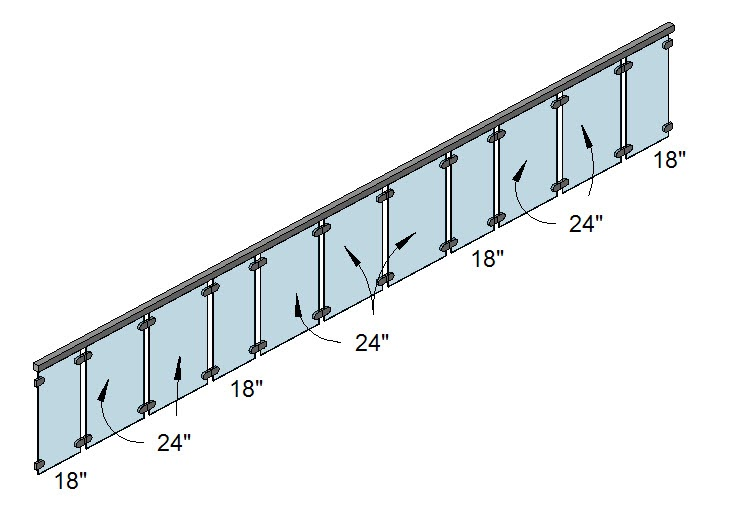 Revit Oped Railings And Baluster Patterns