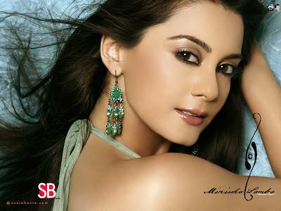 Minissha Lamba - Bollywood Actres