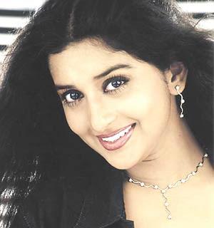 Indian Actress Meera Jasmine