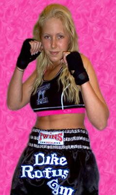 Cricket Harris - Women MMA Fighters
