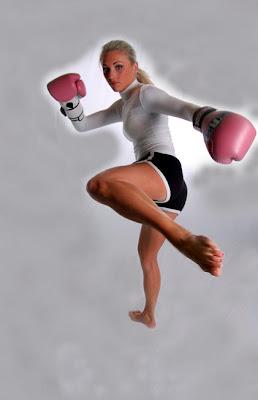 Melanie Kohler-Edwards - MMA Women