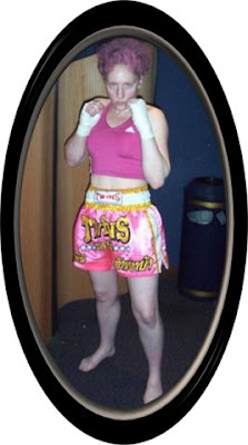 MMA - Michelle Louise Doig