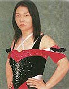 Yoshiko Tamura - Female Japanese Wrestlers