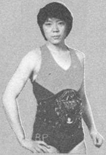Jackie Sato - japanese women wrestling