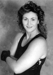 MMA: Becky Levi