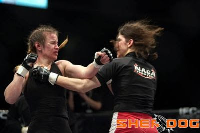 Jennifer Howe - Female MMA