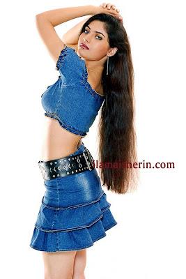 Tamil & Malayalam Actress - Sherin Shringar