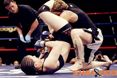 MMA - Amanda Buckner