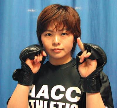 MMA - Hitomi Akano