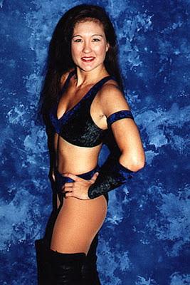 Malia Hosaka - Beautiful Women of Wrestling