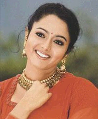 Telugu, Tamil, Kannada, and Malayalam film actress: Soundarya