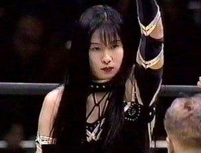 Manami Toyota - Female Japanese Wrestlers