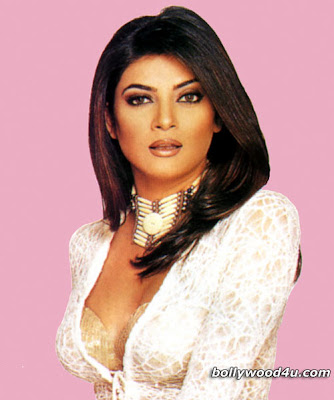 India's first Miss Universe - Sushmita Sen