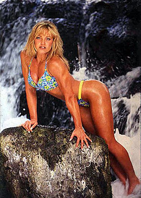 Fitness Model -  Laurie Donnelly