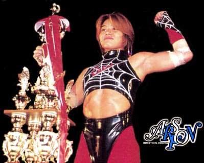 Mariko Yoshida - Japanese Female Wrestling