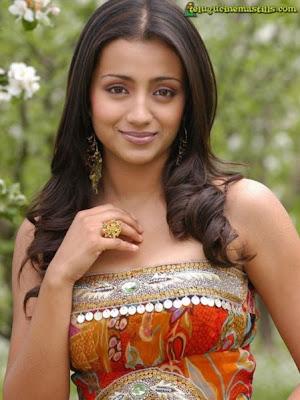 Tamil and Telugu Actress - Trisha Krishnan