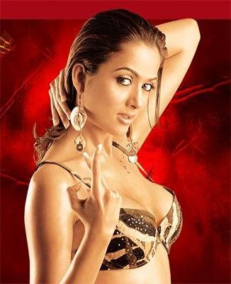 Indian actress: Amrita Arora