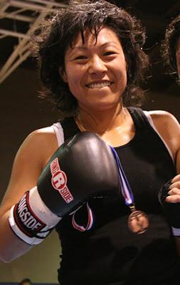 MMA - Suki Goldman