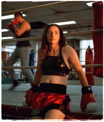 """Holly """"Hellfire"""" Fernely - MMA"""
