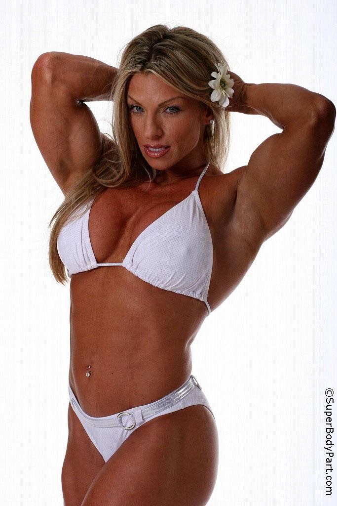 female bodybuilder debi laszewski