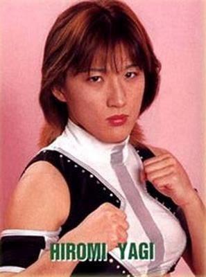 Hiromi Yagi - Japanese Wrestling