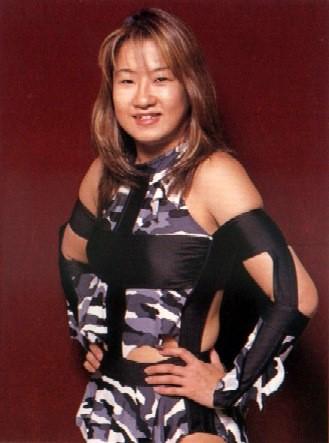 Rie Tamada - wrestling - japanese women - pro wrestling