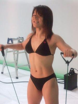 Toshie Uematsu - wrestling - japanese wrestling
