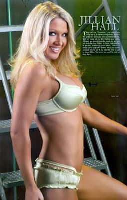 Jillian Hall Sexy And Naked 6