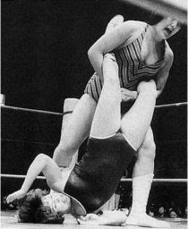 Devil Masami, Jaguar Yakota, japanese women wrestling