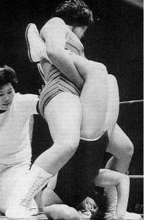 Devil Masami, Jaguar Yakota, japanese women wrestlers