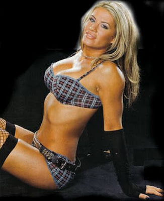 WWE Diva Ashley Massaro