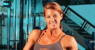 Female Fitness Work Out Models Andrea Dumon Female